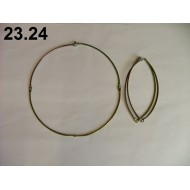 23.24 - Light frame net  diameter 50 cm