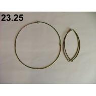 23.25 - Light frame net  diameter 65 cm