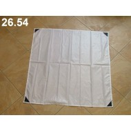 Sklepávadlo - náhradní plátno sklepávadla 1,5 x 1,5 m