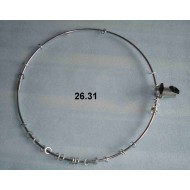 SWEEPPING FRAMES round-shaped, diameter 35 cm