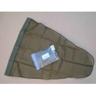 Pytel - průměr 35 cm - khaki, hloubka pytle - 67 cm