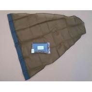 24.13 - Pytel - průměr 40 cm - khaki, hloubka pytle - 68 cm