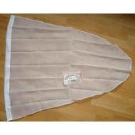 Pytel - průměr 65 cm - bílý, hloubka pytle - 115 cm