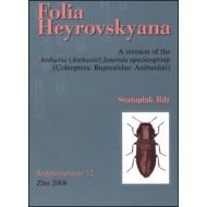 Bílý S., 2006: A revision of the Anthaxia (Anthaxia) funerula species-group (Coleoptera: Buprestidae: Anthaxiini).