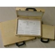 Transportní kufřík - 23x30x9 cm