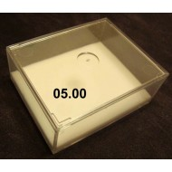 Portable plastic box