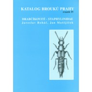 Boháč J., Matějíček J., 2003: Staphylinidae. Catalogue of the beetles (Coleptera) of Prague, volume 4