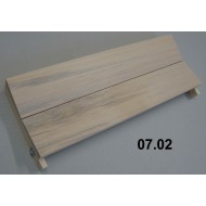 Adjustable boards - span 14 cm, length 40 cm, groove 0 -15 mm