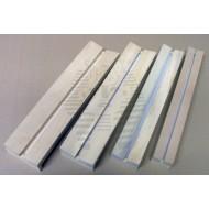 Setting boards - span 14 cm, length 40 cm, groove 14 mm