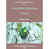 Dutto M., 2005: Coleoptera: Cetoniidae d'Italia.