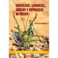 Fontana P., Buzzetti F. M., Marino-Perez M., 2008: Chapulines, langostas, grillos y esperanzas (Orthoptera)
