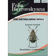 Strejček J., 2012: Coleoptera: Bruchidae, Urodontidae. Icones Insecorum Europae Centralis.