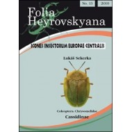 Sekerka L., 2010: Chrysomelidae: Cassidinae.