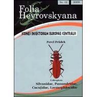 Průdek P., 2009: Silvanidae, Passandridae, Cucujidae, Laemophloeidae.