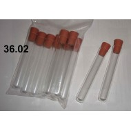 Zkumavky skleněné průměr 14/15x90 mm