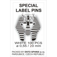 04.40 - Special label pins - packing of 100 pieces