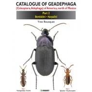 Bousquet Y. 2012: Catalogue of Geadephaga (Coleoptera, Adephaga) of America, north of Mexico,  part 2 Bembidini-Harpalini
