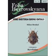 Boukal M.,2013:Coleoptera:Byrrhidae,16 pp