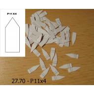 27.70 - Nalepovací štítky - linkované P11x4