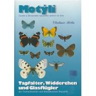 Bělín V., 1999: Motýli České a Slovenské republiky aktivní ve dne