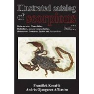 Kovařík F.,Ojanguren Affilastro A.A.,2013 : Illustrated catalog of Scorpions,part II.