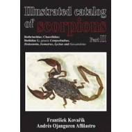 Kovařík F.,Ojanguren Affilastro A.A.,2013 : Illustrated catalog of Scorpions,part II.