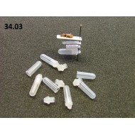 34.03 - Genitalia micro vials