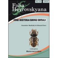 Skalický S., Ezer E., 2014: Coleoptera: Heteroceridae. 12 pp.  Folia Heyrovskyana